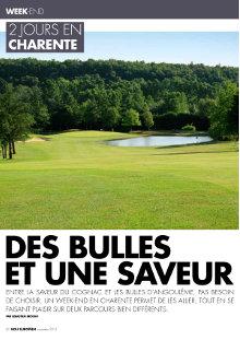 Article Golf européen image