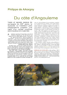 Article Politique magazine image