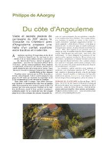 Article Politique magazine image