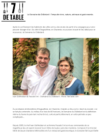 Article 7 DE TABLE  20/10/2020 image