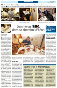 Article Charente Libre 18.03.2021 image